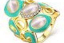 Ein Schmuckstück+Ring+Enamel+Opal+Zirkonia AAA+10,5 Gramm+Gr 56 (17,8 mm Ø)  19,90 Euro