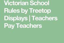 Victorian classrooms