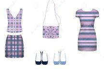 Fashion Outfit / Fashion Modern Outfit