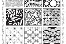 Patterns/Mandalas