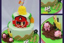 Kids birthday ideas / by Brenda Burnell Kemp