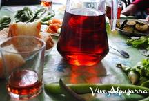 IX Feria del Vino de La Alpujarra / IX Feria del Vino de La Alpujarra. Ven y comparte el genuino sabor de La Alpujarra. Vive Alpujarra
