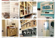 Laundry Room / by MaryKelly Hucko