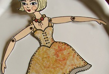 Paper Dolls / by Diana Evans