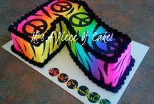 Number Cakes / by Eden Mckinlay