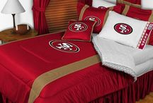 My 49er team / by Melanie Mills Mann