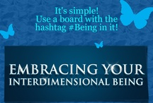 Embracing Your Interdimensional #Being /   What if your life as you know it in this moment is an infinitesimal fraction of what is actually available to you? What if your life as you know it can be more joyful and fun than you can currently imagine? Join us at http://RikkaLive.com for an adventure WAYYYY beyond anything you ever thought was possible!