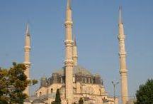 Places To Go, Edirne / Turkey / Edirne, Selimiye mosque, Old years, big culture, culture shock