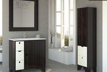 Rusty / Este baño está caracterizado por sus tiradores y su imagen cuadrada, creando un ambiente funcional y clásico. Un diseño sencillo y un toque único propio de IV Stylo que ofrece fascinantes prestaciones.