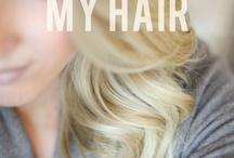 Hair!!!! / by Alicia Bowman