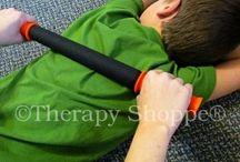 Sensory stimulating activities