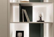 Interiors | Bookshelf