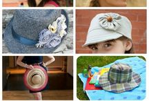 Sewing hats