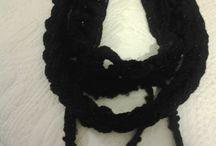 accessori  / accessori in lana ed altro