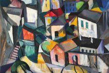 Magyar modern  festészet 20. század