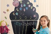 Chalkboard ideas!!