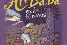 Ali Baba en de 40 rovers / 10 foto's uit en over de musical Ali Baba en de 40 rovers.  Gemaakt door Yüsra Basan & Serdar Kaba
