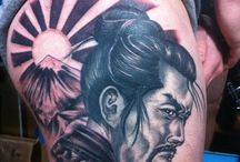 Samurai Head