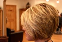 short hair styles / by Cheryl Maksymowski