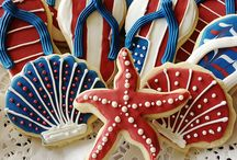 Cookies: 4th of July