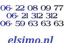 Mooi makkelijk Top Super 06 Nummers / Bij ElSimo bent u aan het juiste adres! Zoekt u een mooi, makkelijk, simpel en herkenbaar 06 nummer of 06 reeksen dan bent u hier aan het juiste adres. Bij commerciële doeleinden hebt u een voorsprong op uw concurrentie door goed en snel bereikbaar te zijn. Het 06 nummer is makkelijk te onthouden voor kinderen en ouderen. In geval van calamiteiten bent u goed bereikbaar.