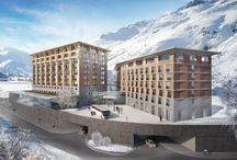 Gotthard Residences and Hotel / Gotthard Residences und Hotel