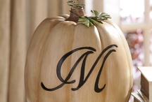 Fall Ideas and Decorations