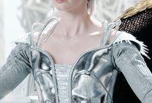 winter corset