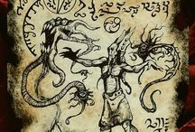 Cthulhu and Mystic
