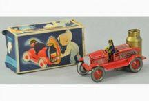 ARNOLD Tin Toys