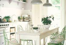 Kitchen Styles / by Marissa Stafford