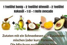 Kosmetik - Kuren und Cremes Rezepte