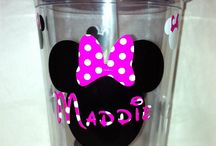 Minnie Mouse / by Natz