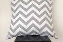 Cushions & Pillows! / Completing a room can be as simple as adding a bold cushion x