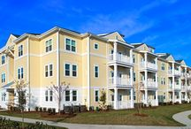 The Apartments at Spence Crossing / http://apartmentsatspencecrossing.com/ 130-acre community just minutes from military and municipal centers, schools, shopping, even a major sports complex