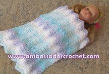 Crochet - Baby Doll Patterns