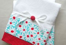 Kitchen Towels / by Debbie Booth