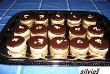 Drobné koláčiky