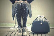 Polka Dots,cute and vintage