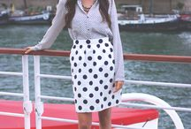 Fall Trends - Polka Dots / by Anna and Maria