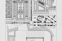 Architectural drawings ...