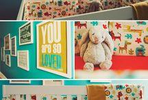 Easton's Room ideas!  / by Heather Wozlowski
