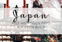 Reiseziel Japan ♡