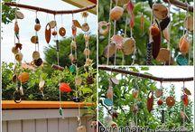 The garden of my home -  HANDMADE / Selbst gemacht!