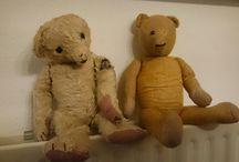 Mijn oude beren