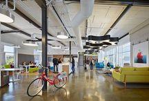 Office interior / Secret Board for design ideas for new space
