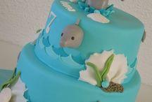 dolphine cakes