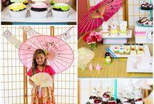 Ella Japanese party