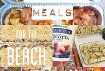 beach meals