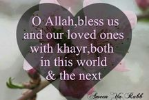 Islamic Quotes and sayings
